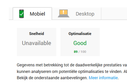 Wordpress hosting voor optimale snelheid